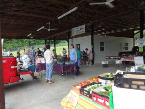 Cover photo for Yadkin Farmers Market Opens Tuesday, May 3
