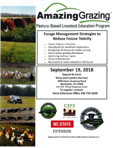 Cover photo for Forage Management Strategies