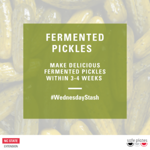 Cover photo for How to Make Fermented Pickles