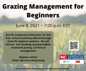 Grazing Management for Beginners